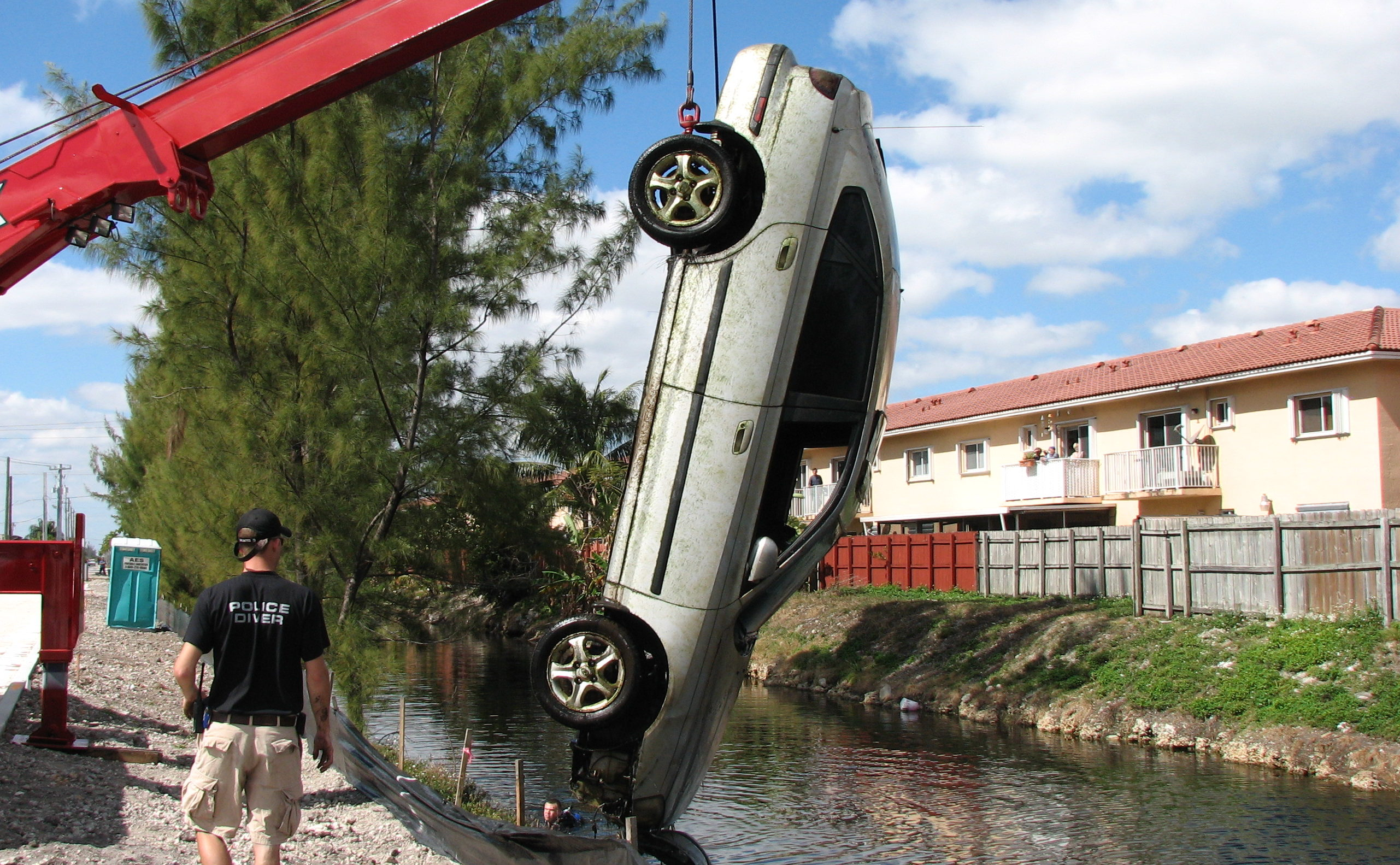 Heavy Duty Wreckers and Underwater Recoveries Course